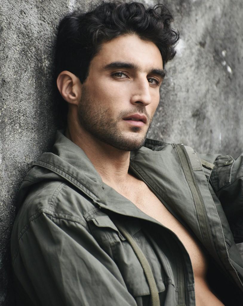 Caio Moreno by Hudson Rennan for Brazilian Male Model