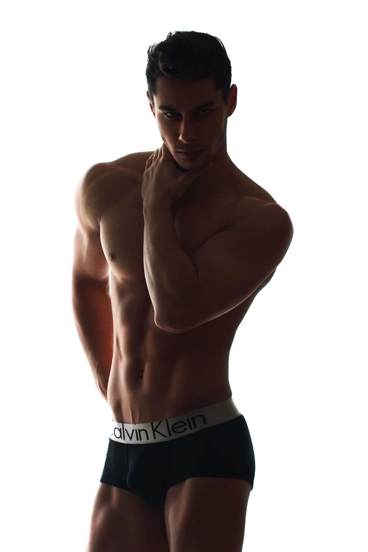 Everton Stedile by Self (Luke Grimley) for Brazilian Male Model