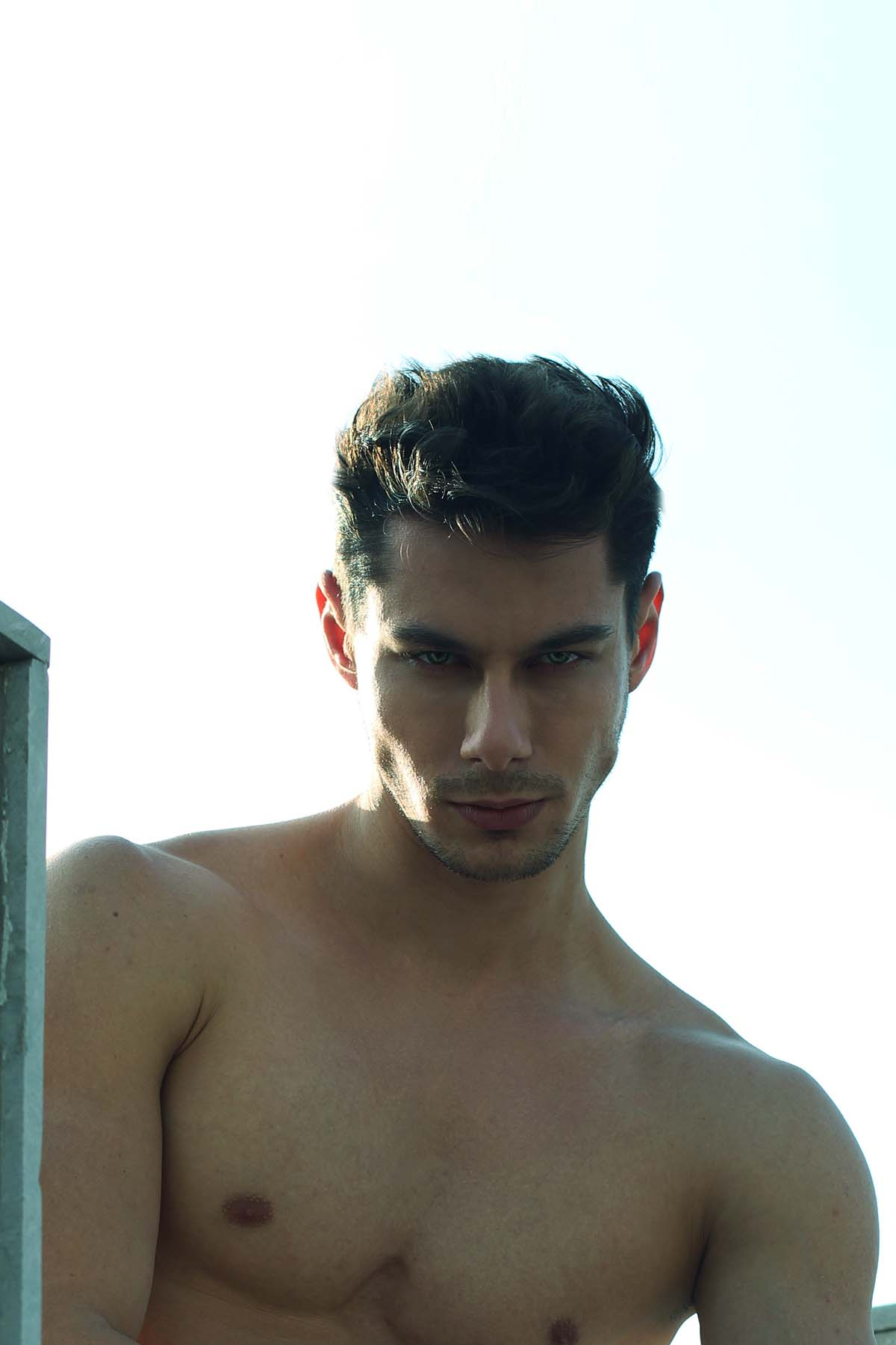 Everton Stedile by Self (Luke Grimley) for Brazilian Male Model