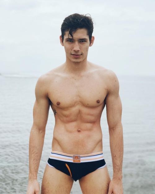 Fernando Skinner by Laurence Perfecto for Brazilian Male Model