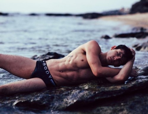 Fernando Skinner by Laurence Perfecto for Brazilian Male Model