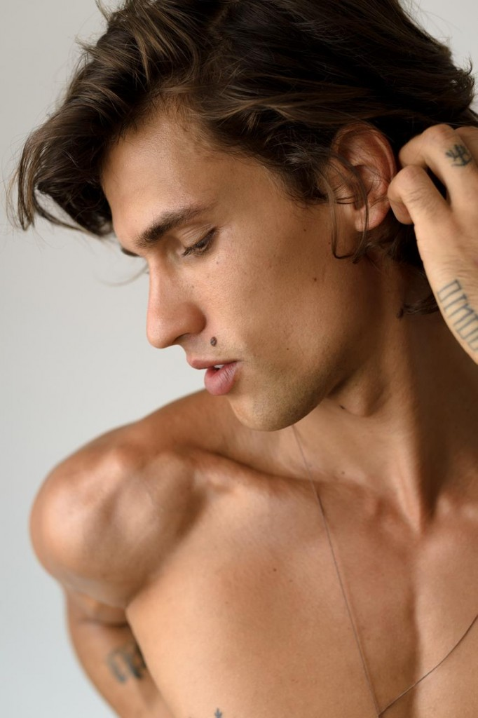 Francisco Rath by Pedro Pedreira for Brazilian Male Model