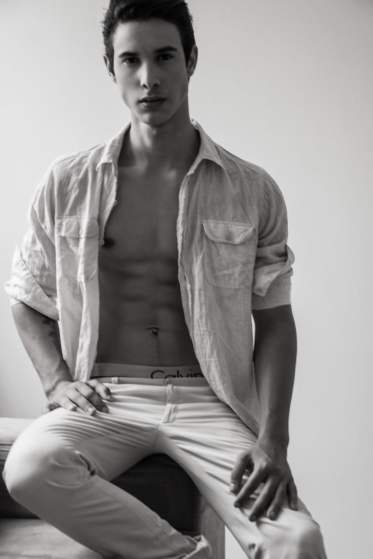 Issac Paiva by Leandro Ramos for Brazilian Male Model