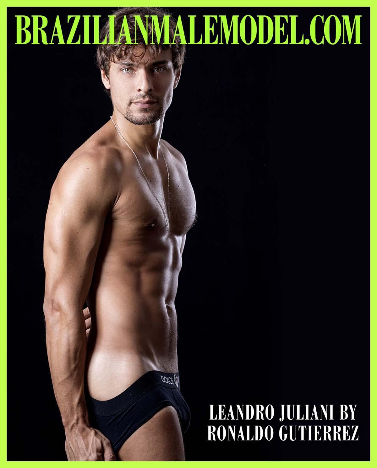 Leandro Juliani by Ronaldo Gutierrez