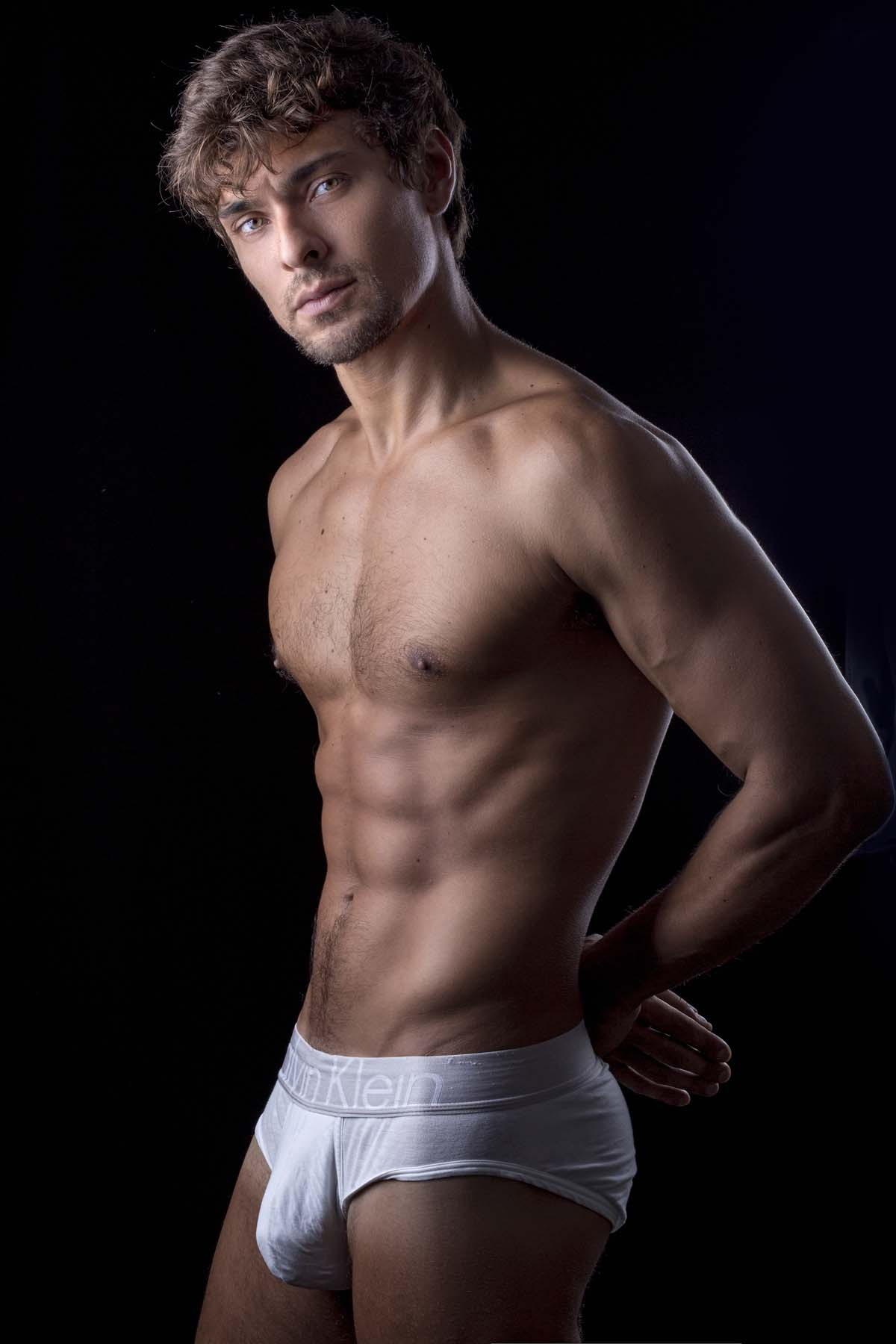 Leandro Juliani by Ronaldo Gutierrez for Brazilian Male Model