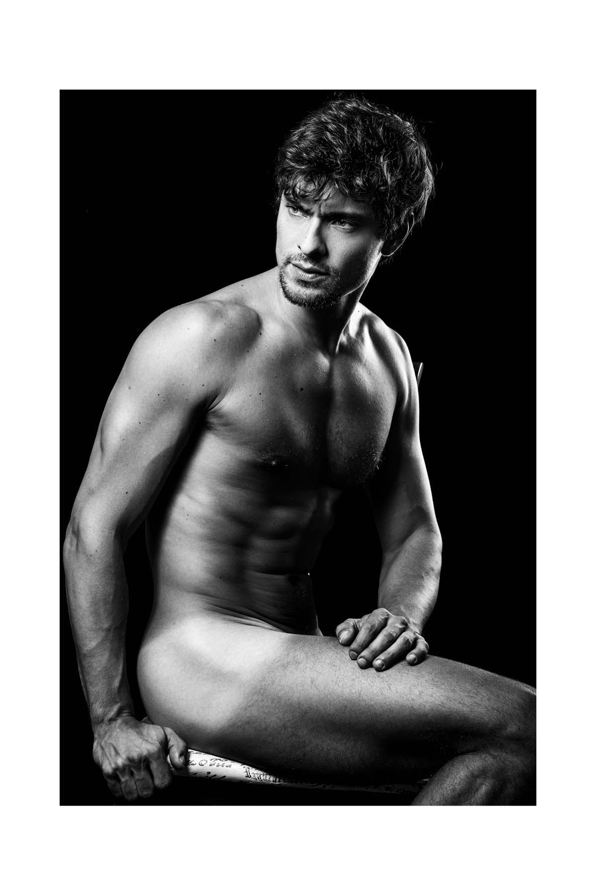 Leandro Juliani by Ronaldo Gutierrez for Brazilian Male Model