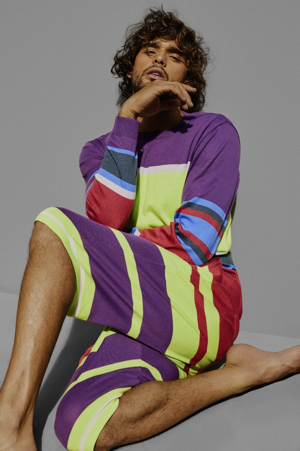 Marlon Teixeira by Rafael Pavarotti for Torinno_ for Brazilian Male Model