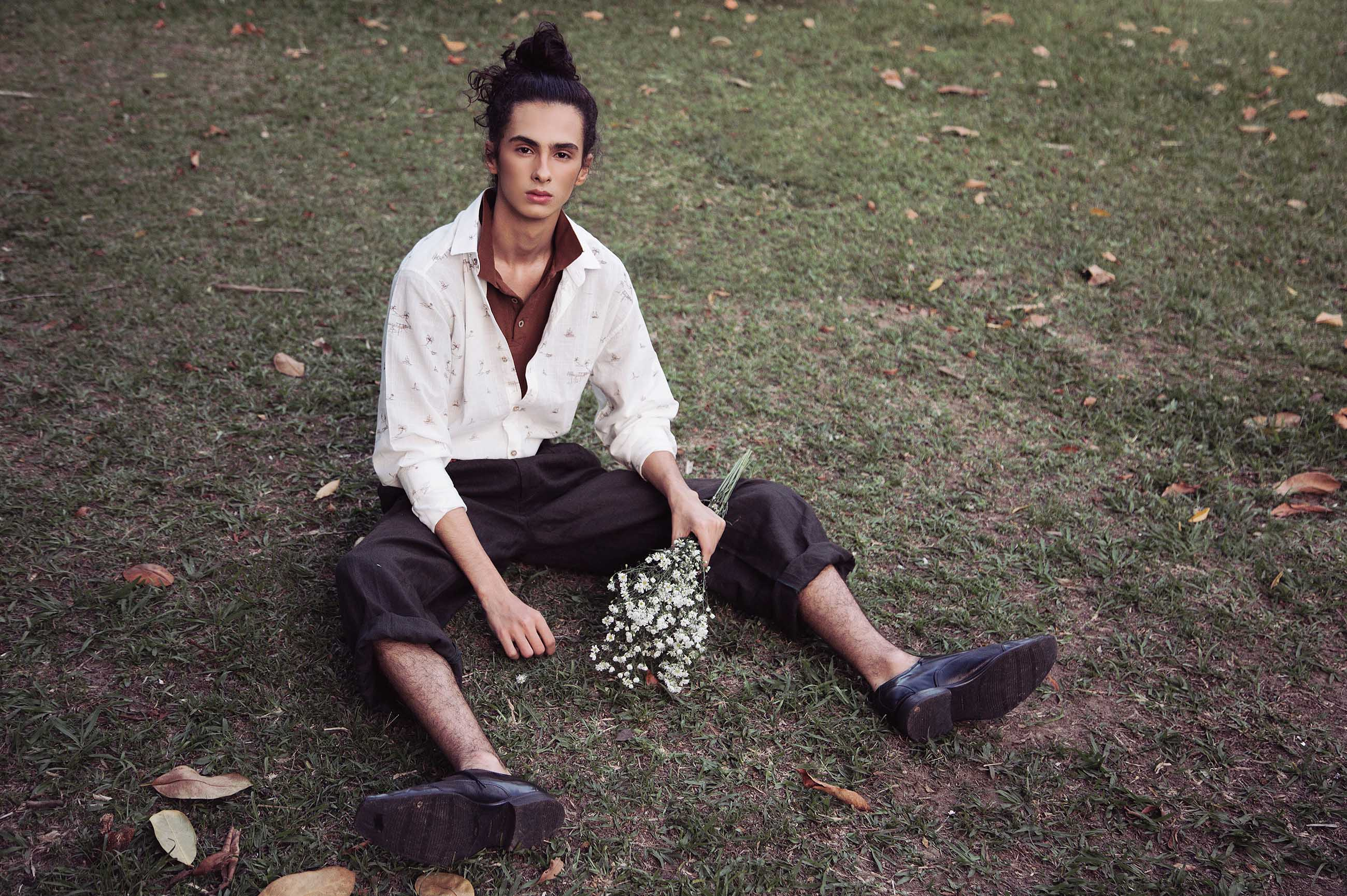Roberto Castro by Moises Almeida for Brazilian Male Model