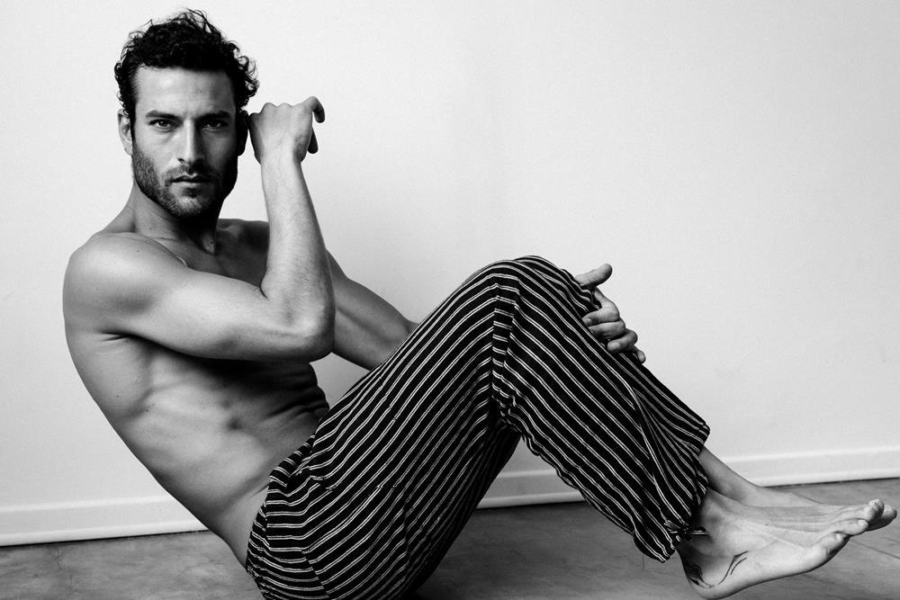 Taua Biral by Pedro Pedreira for Brazilian Male Model