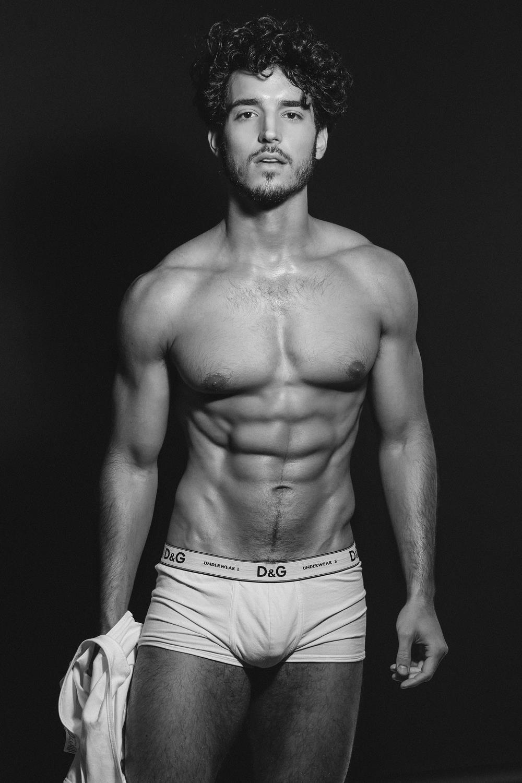 Bruno Barbieri by David Aldea for Brazilian Male Model