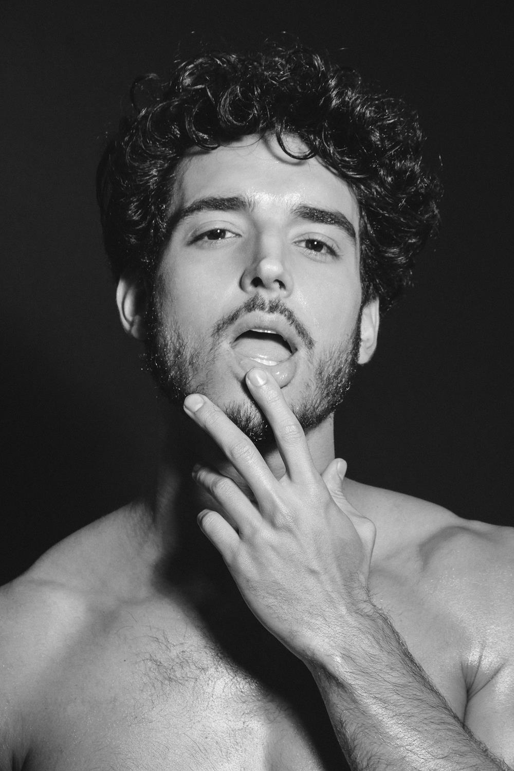 Bruno Barbieri by David Aldea for Brazilian Male Model