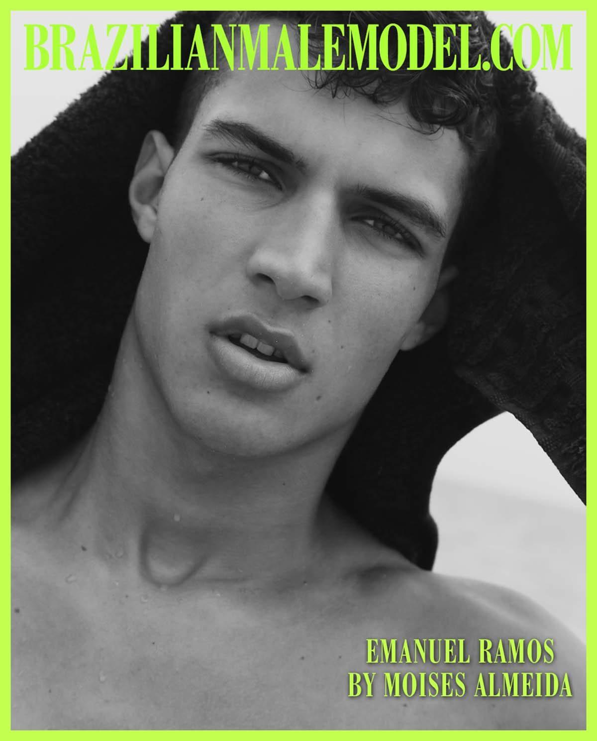 Emanuel Ramos by Moises Almeida