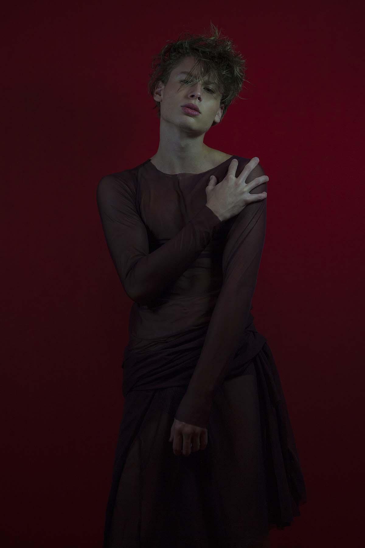 Henrique Drummon by Vinícius Moreira for Brazilian Male Model