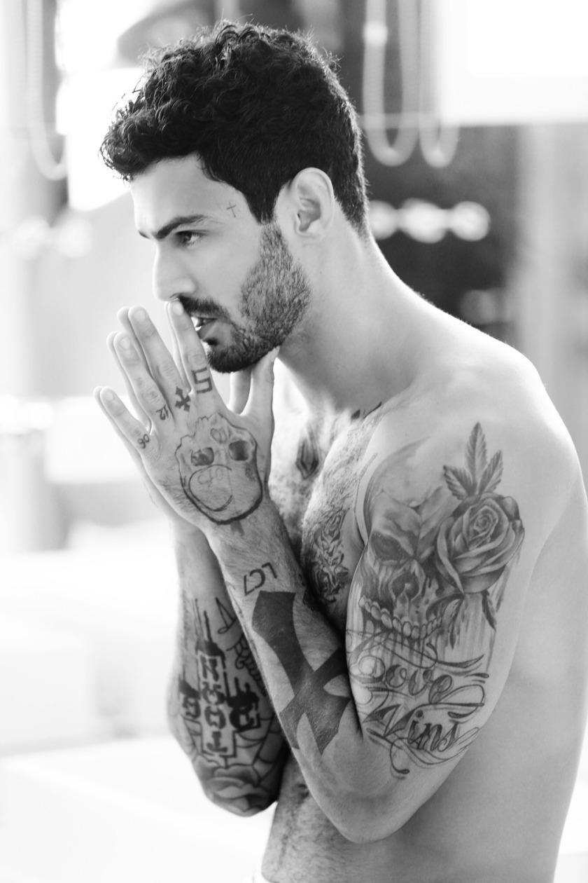 Luis Coppini by Glauber Bassi for Brazilian Male Model