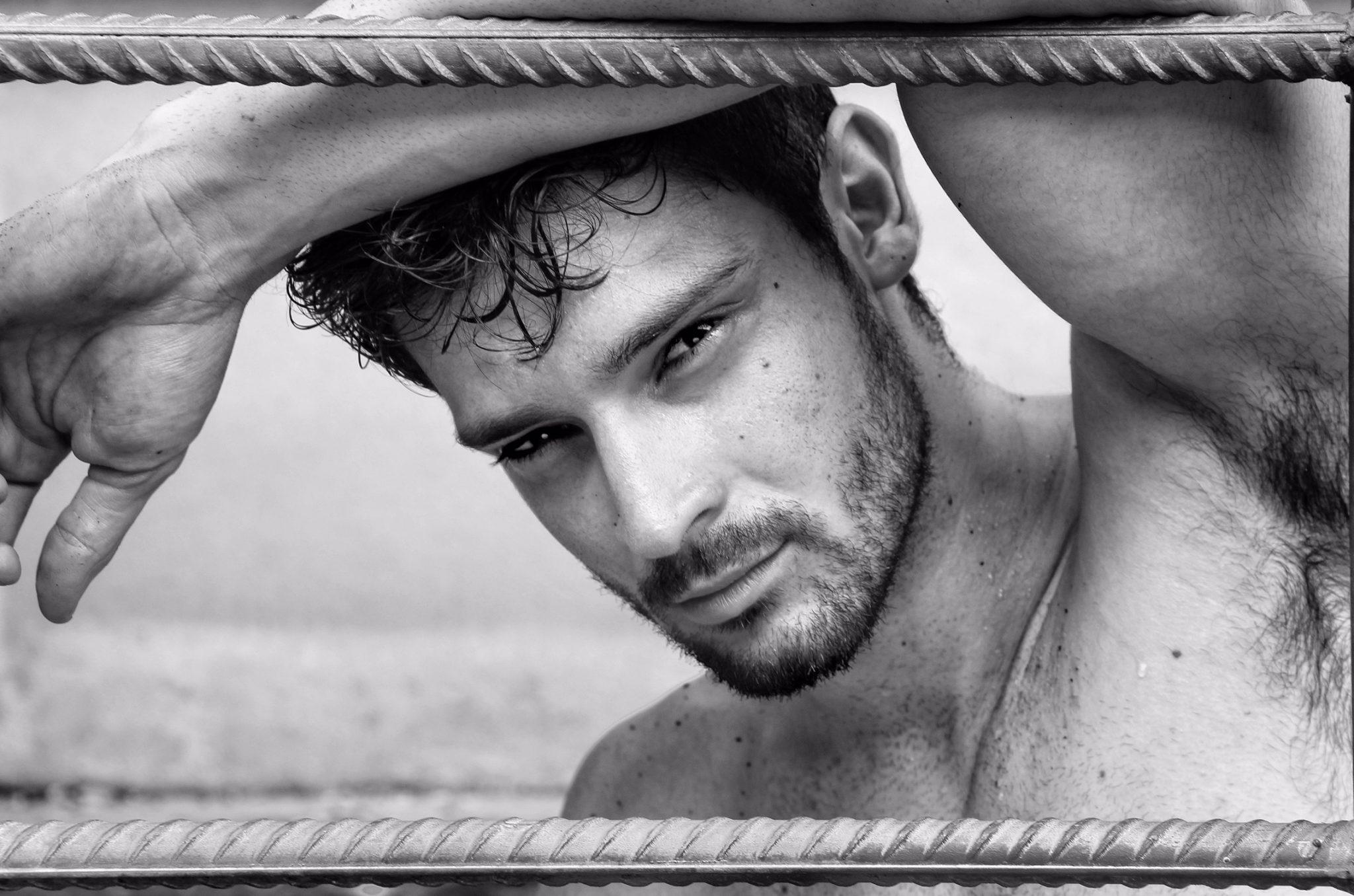 Matheus Willian by Teknosual for Brazilian Male Model