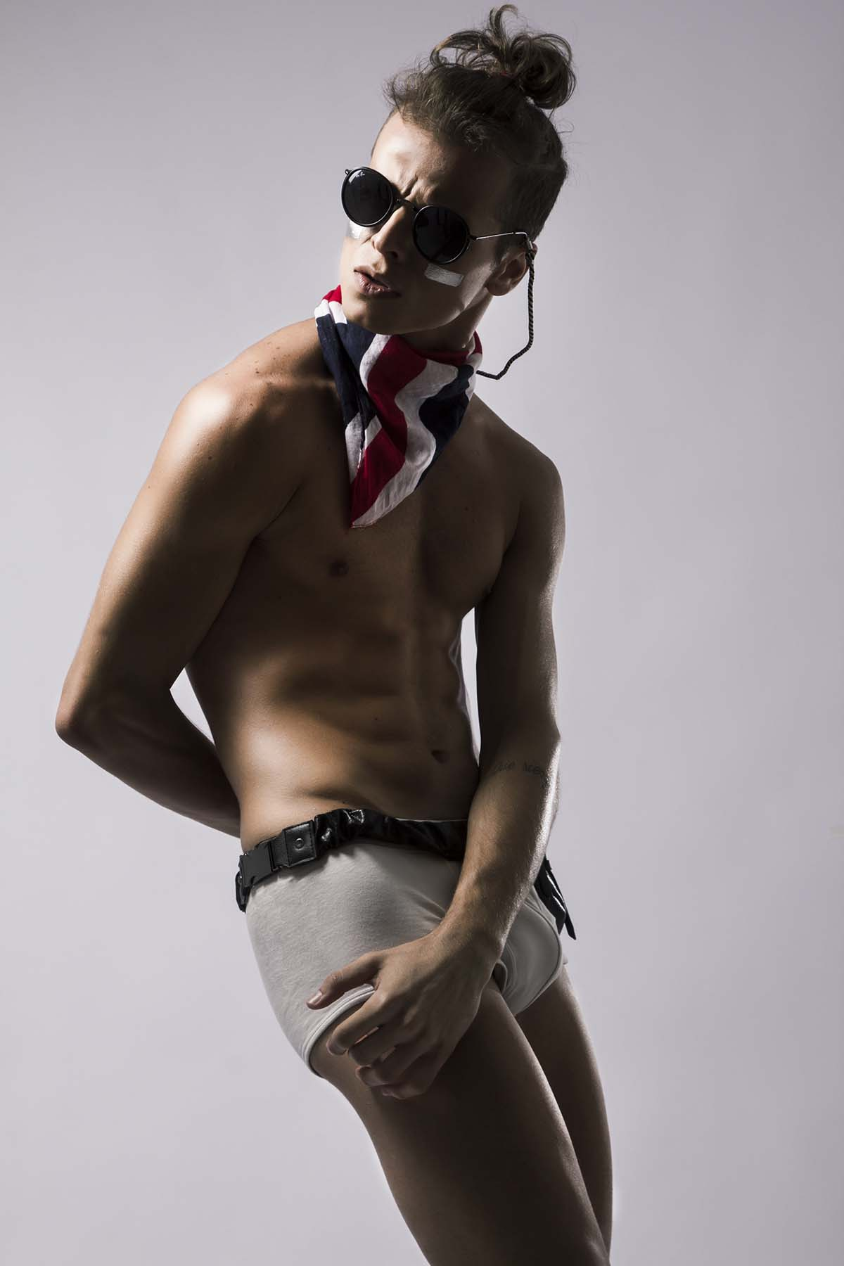 Tales Cotta by Matheus Muraca for Brazilian Male Model