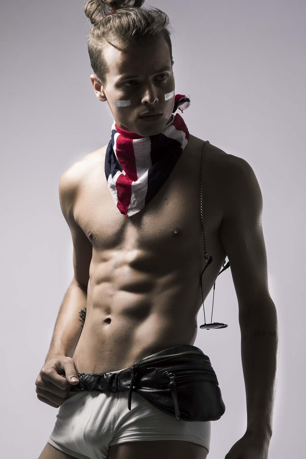 Tales Cotta by Matheus Muraca for Brazilian Male Model