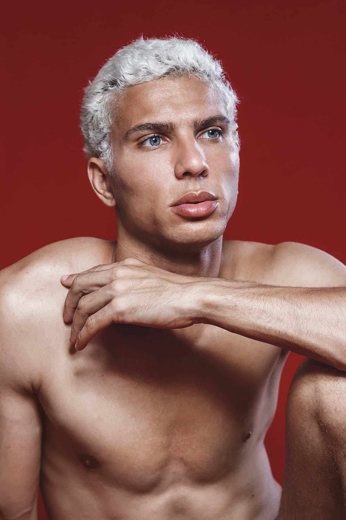 Tyson Nunes by Yume Farfan for Brazilian Male Model