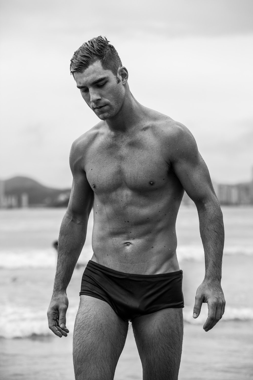 André Ziehe by Gilson de Rezendeh for Brazilian Male Model