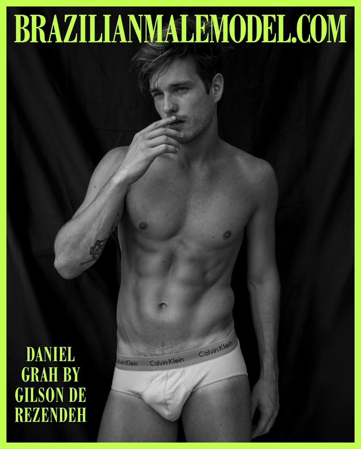 Daniel Grah by Gilson de Rezendeh