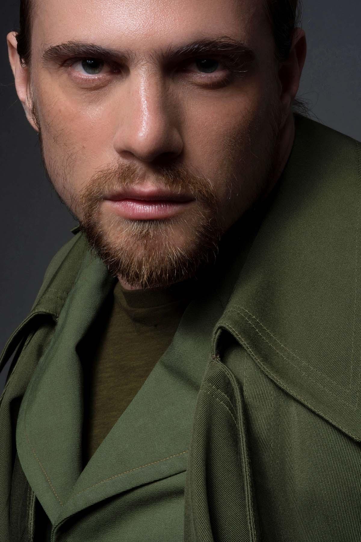 Ed Marquezini by De Macedo for Brazilian Male Model