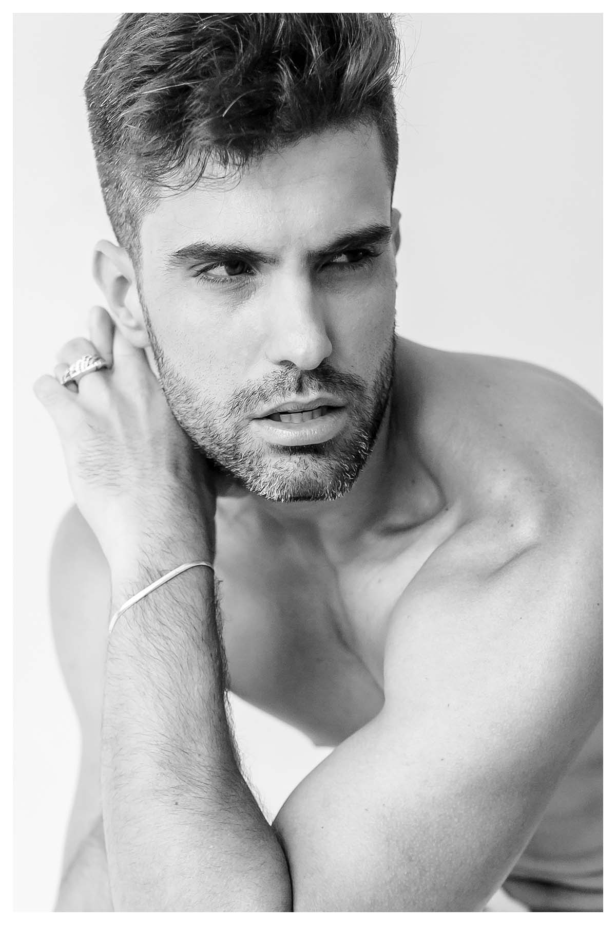 Eduardo Salles by Thiago Martini for Brazilian Male Model