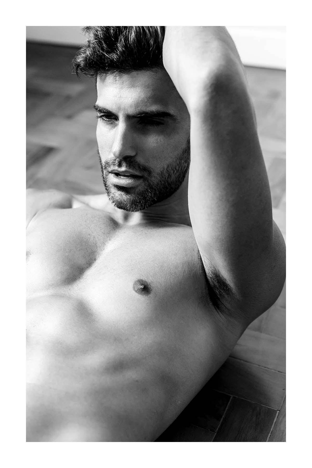 Eduardo Salles by Thiago Martini for Brazilian Male Model