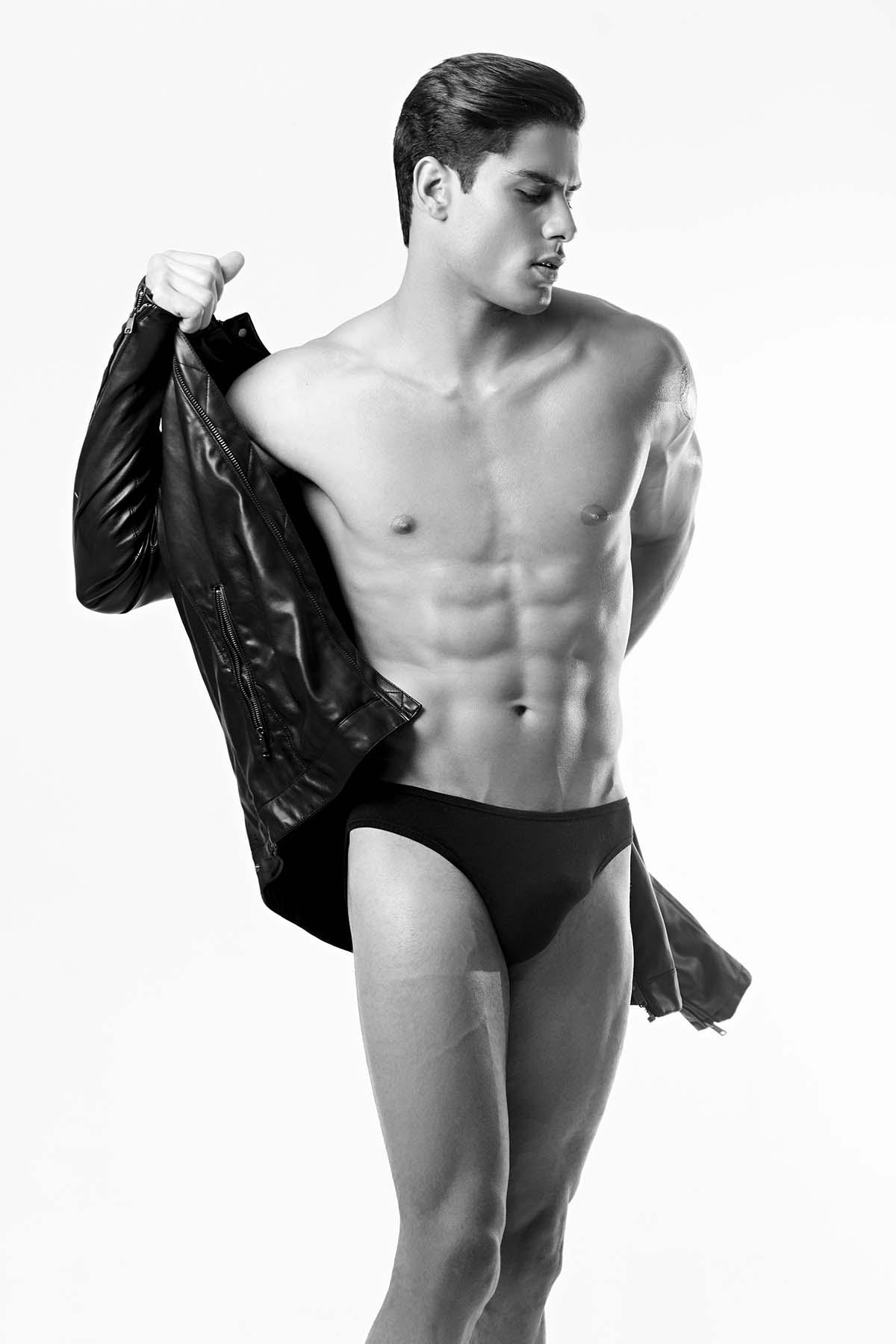 Hiago Paulino by Pedro Fonseca for Brazilian Male Model