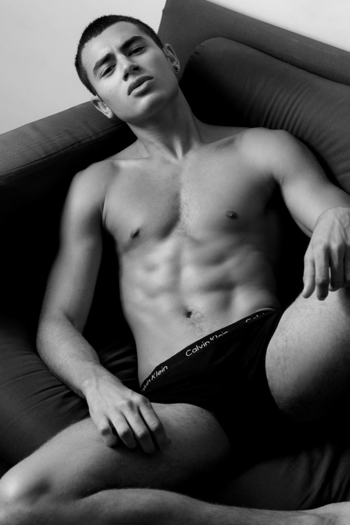 Hugo Acioli by Suelen Romani for Brazilian Male Model