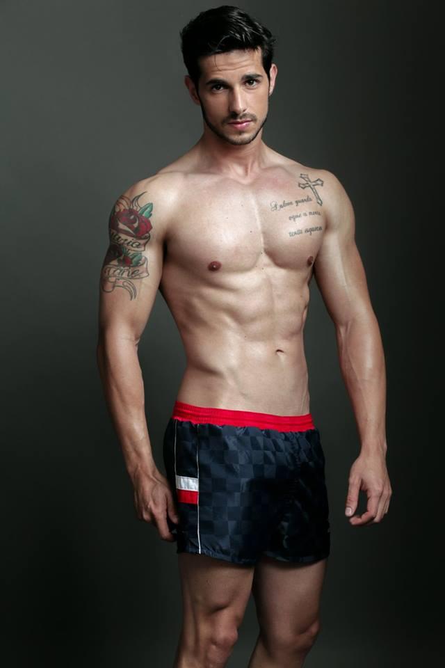 Juliano Toledo by Junior Franch for Brazilian Male Model