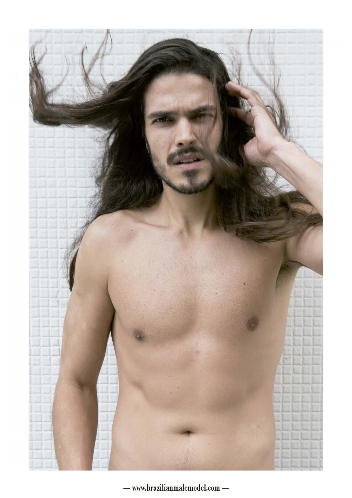 MARCEL FRANCO, MARCELO DELLA MÉA AND PETER HAHMANN BY KENJI NAKAMURA, MAGAZINE #1 Brazilian Male Model