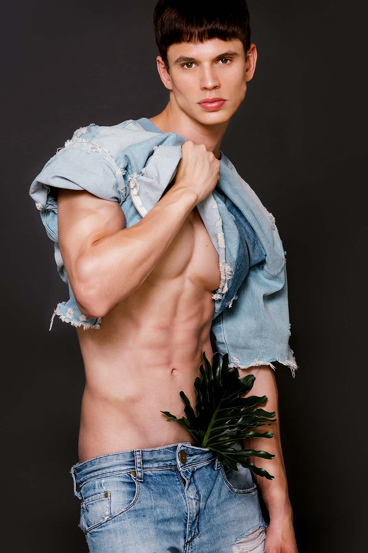 Marcos Alexandre by Coh Merlin for Brazilian Male Model