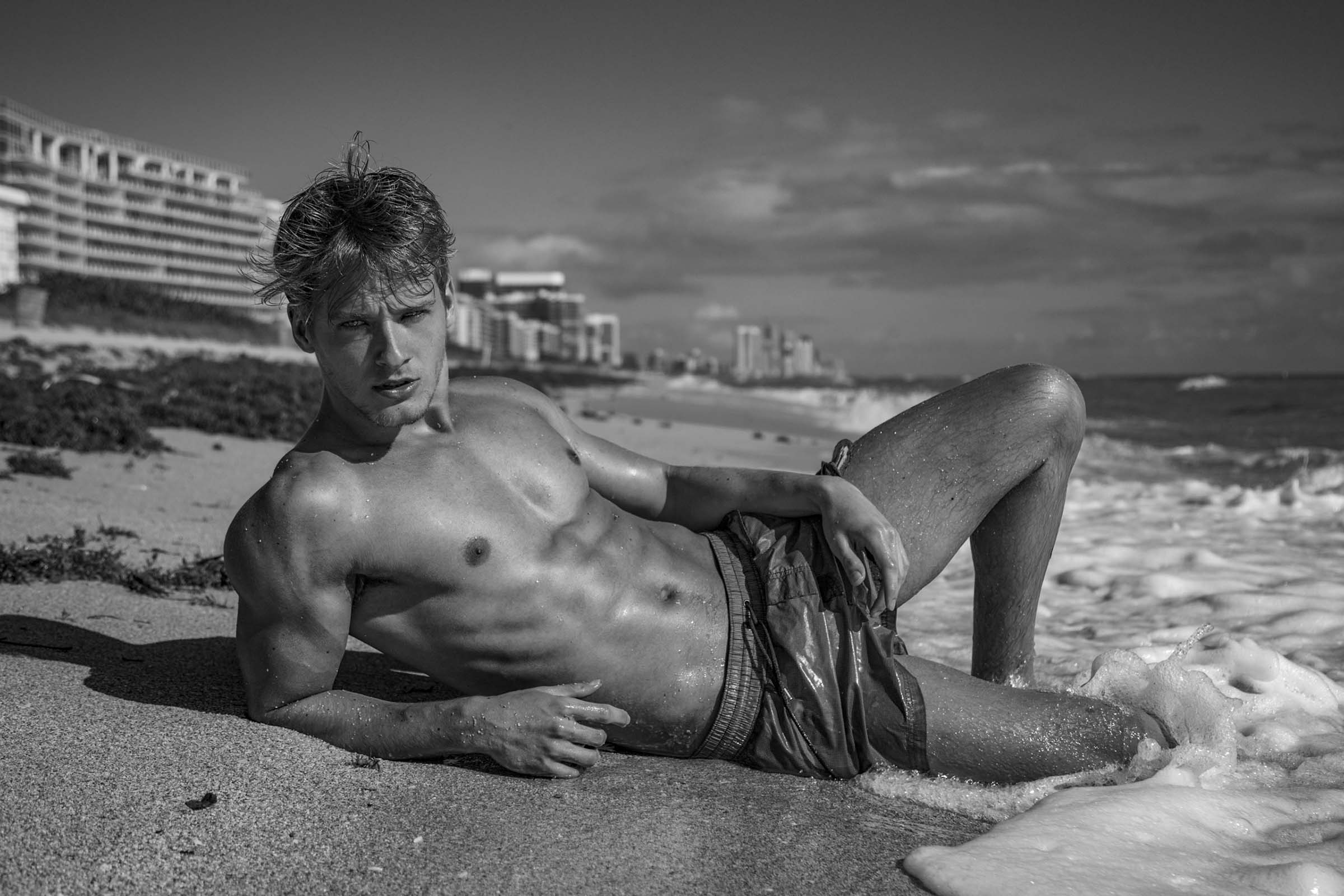 Renan Corbani by Luiz Moreira for Brazilian Male Model