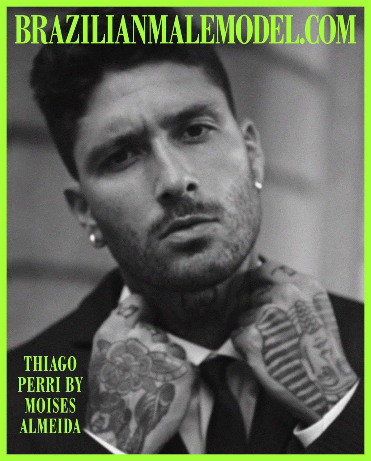 Thiago Perri by Moises Almeida