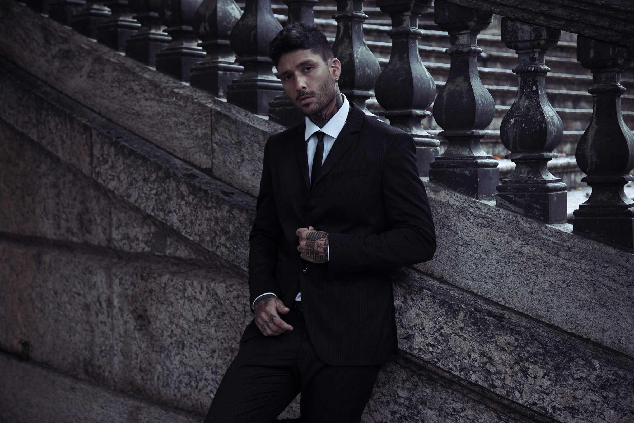 Thiago Perri by Moises Almeida for Brazilian Male Model