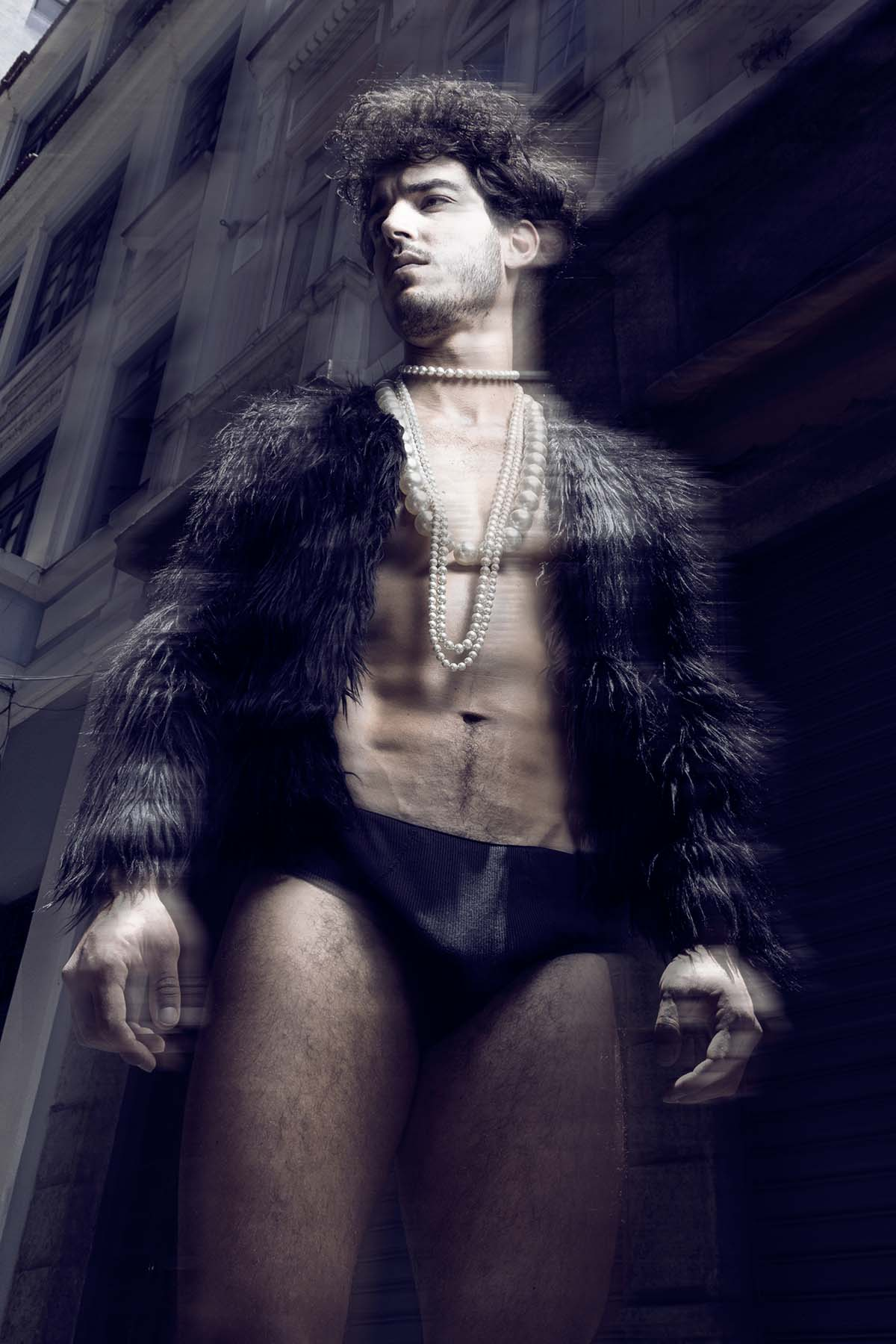 Bruno Brabieri by Matheus Muraca for Brazilian Male Model