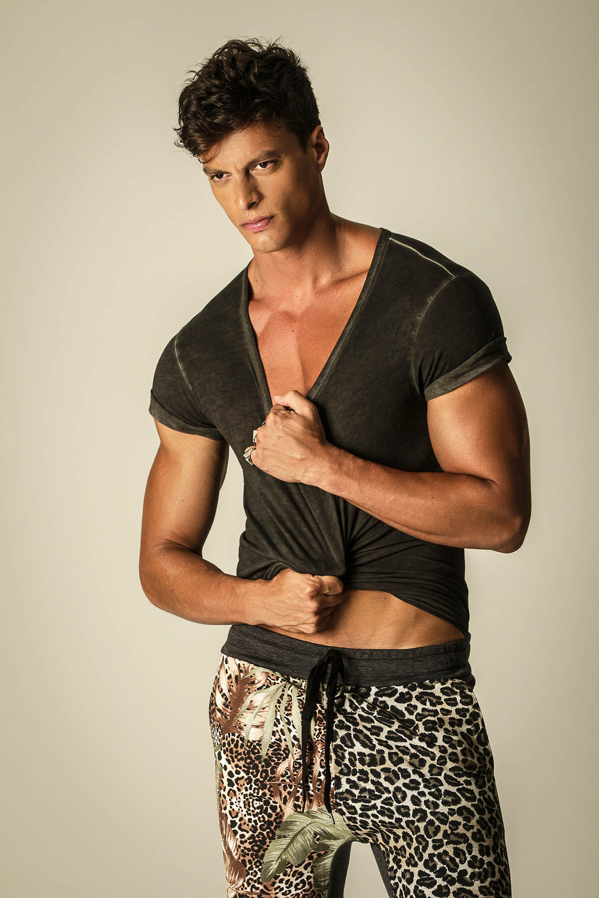 Felipe Anibal by Marcio Farias for Brazilian Male Model