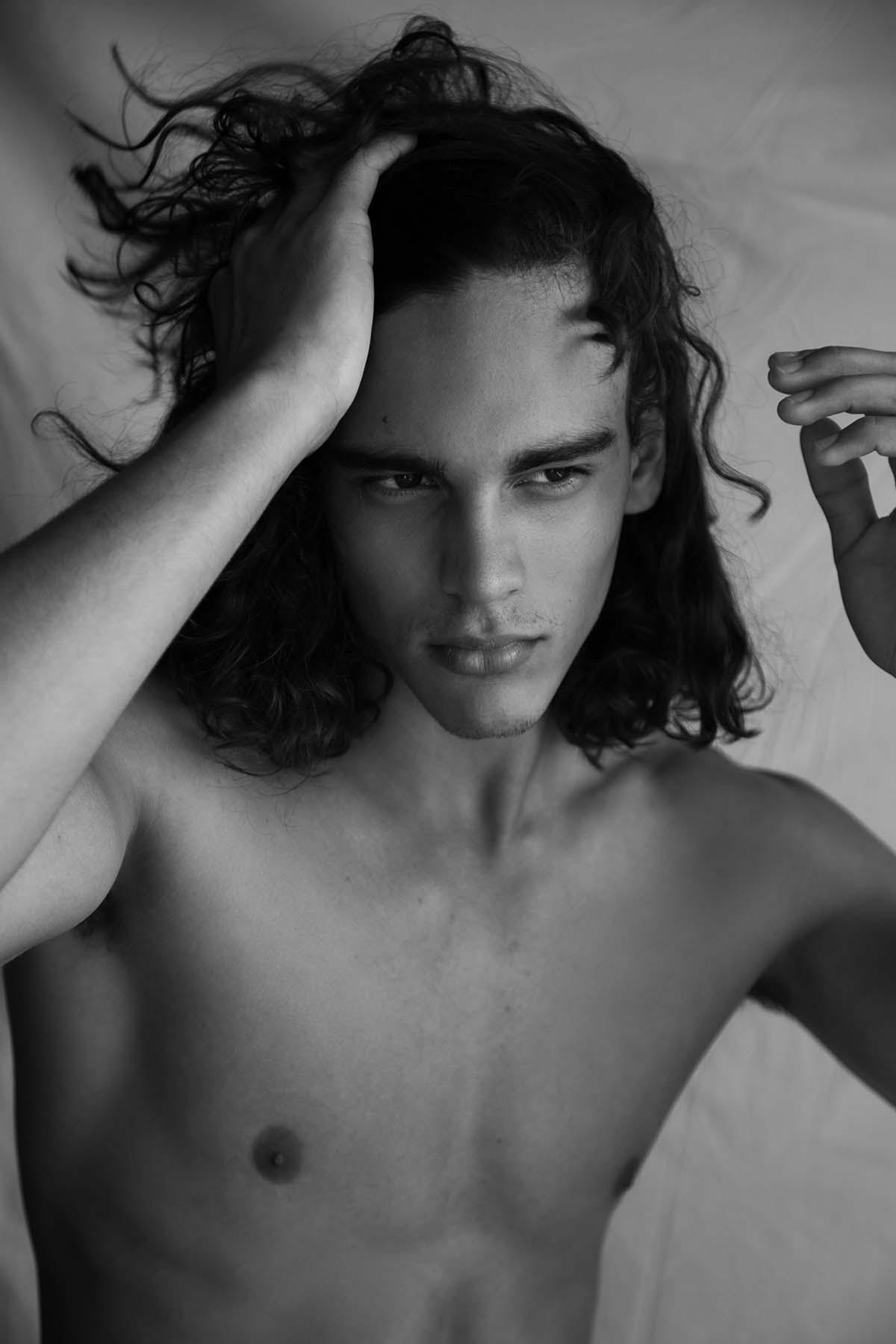 Gabriel Victor by Moises Almeida for Brazilian Male Model