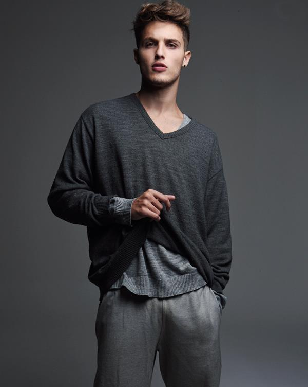 Guilherme Blanco by Hudson Rennan for Brazilian Male Model
