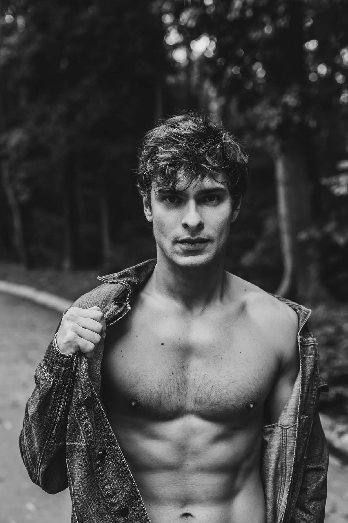Leandro Juliani by Ernandês Marques for Brazilian Male Model