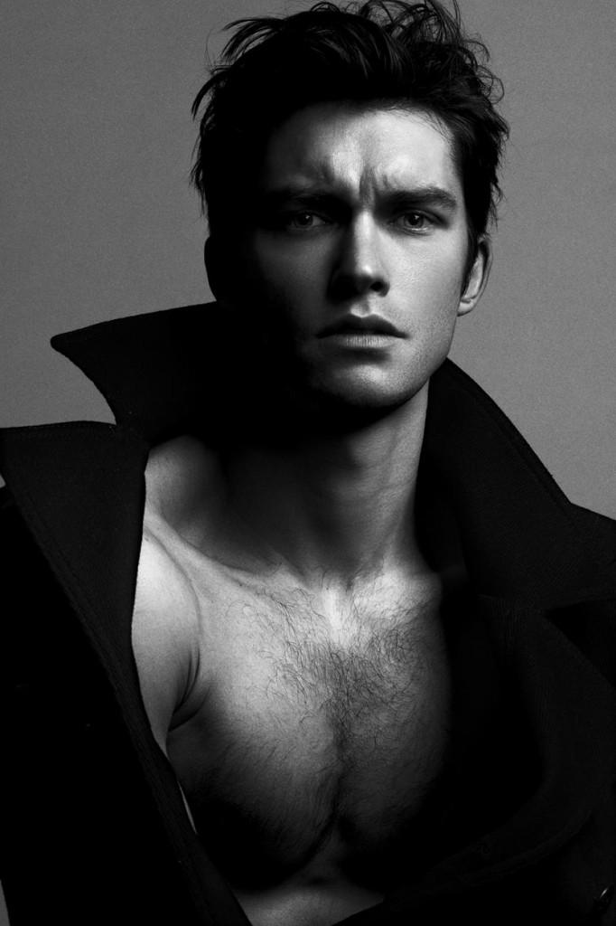 Lucas Garcez by Anthony Meyer for Brazilian Male Model