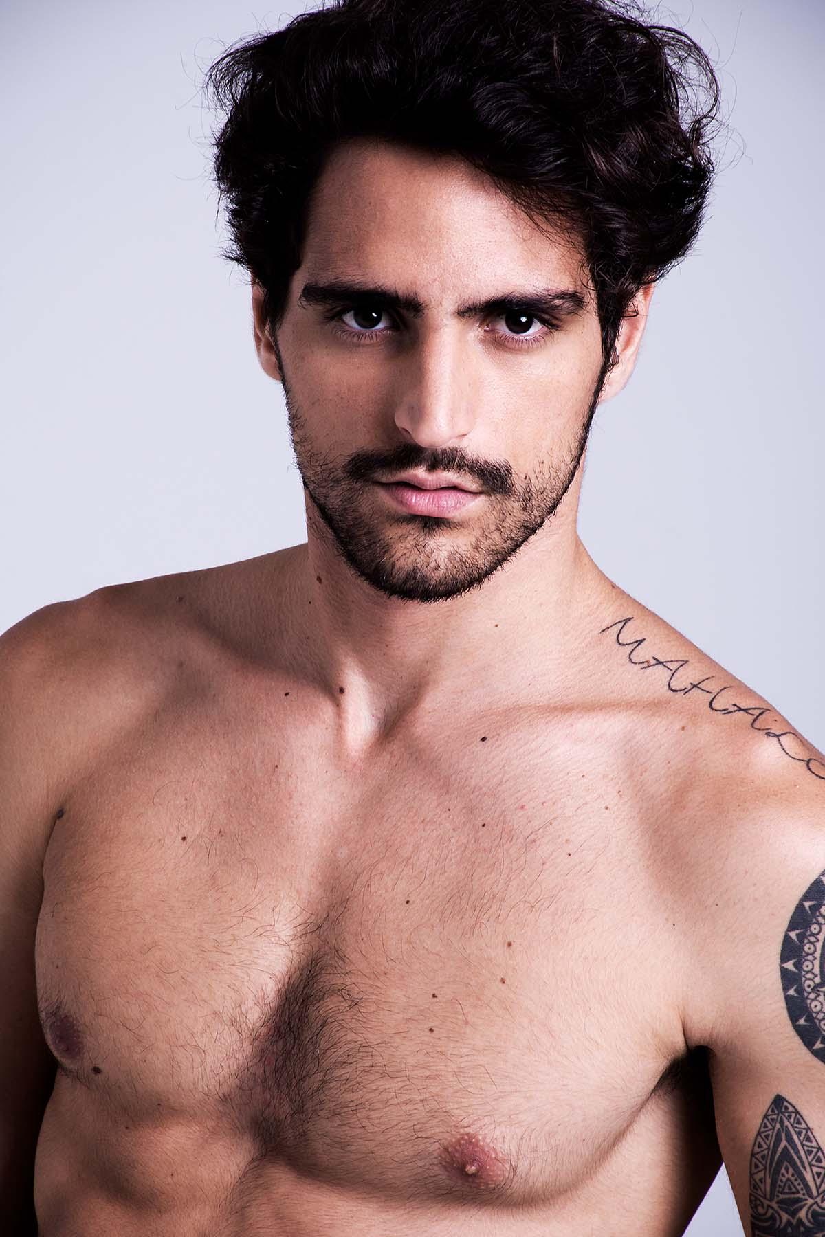 Lucas Teixeira by Olavo Martins for Brazilian Male Model