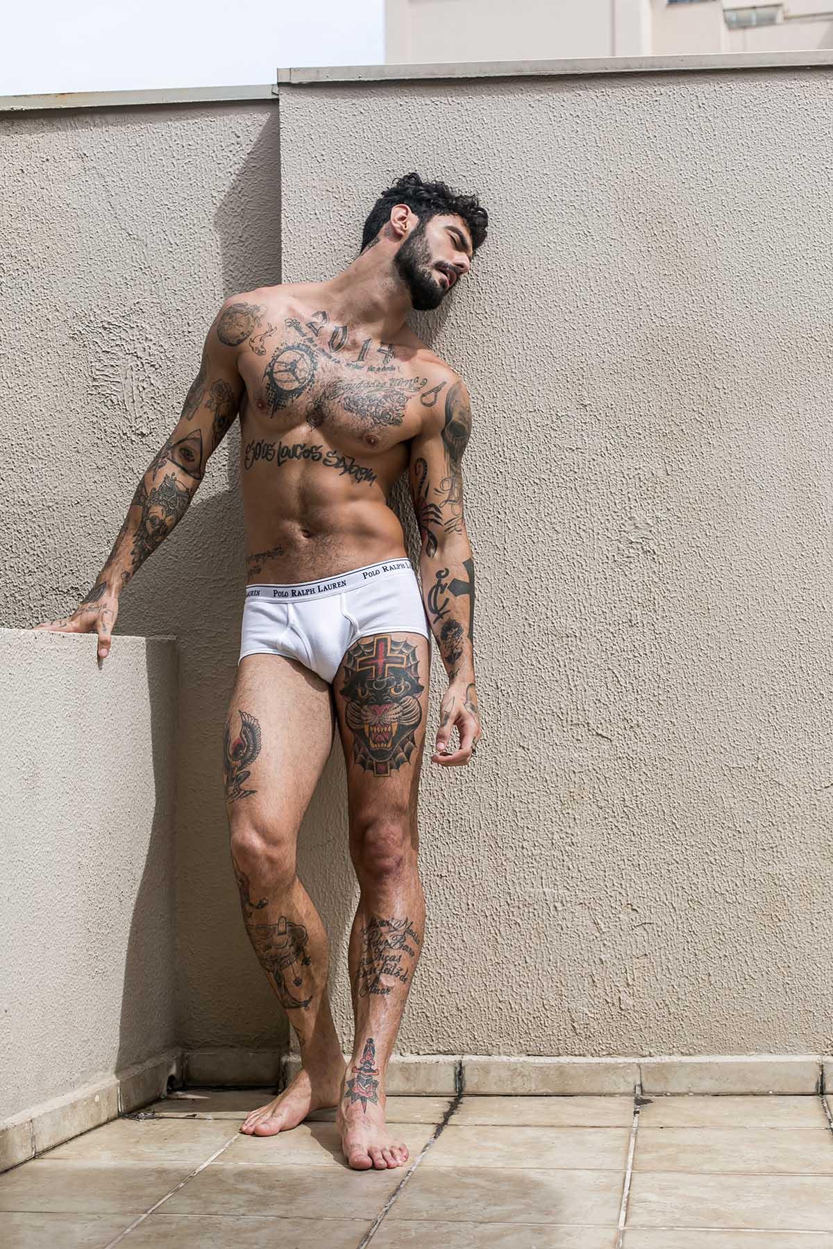 Luis Coppini by Thiago Martini for Brazilian Male Model