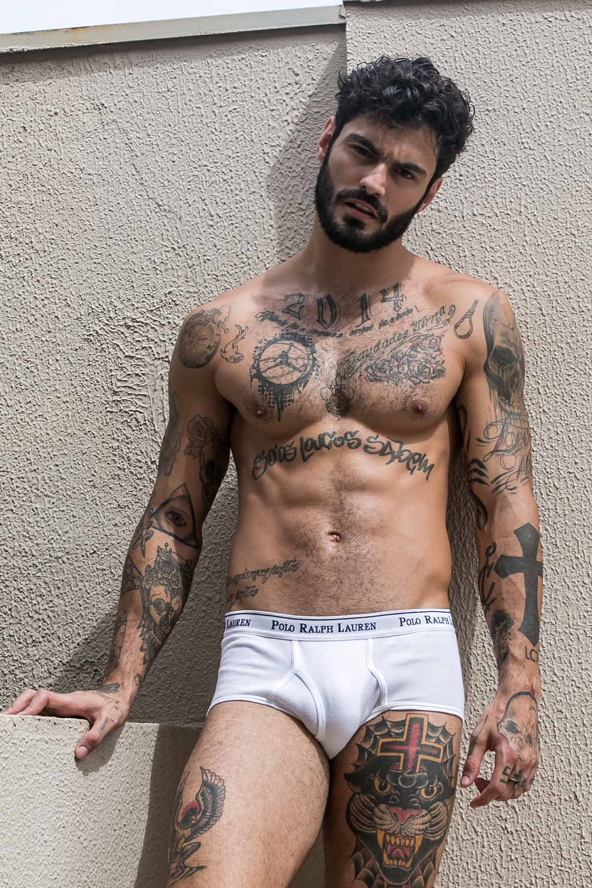 Luis Coppini by Thiago Martini for Brazilian Male Model