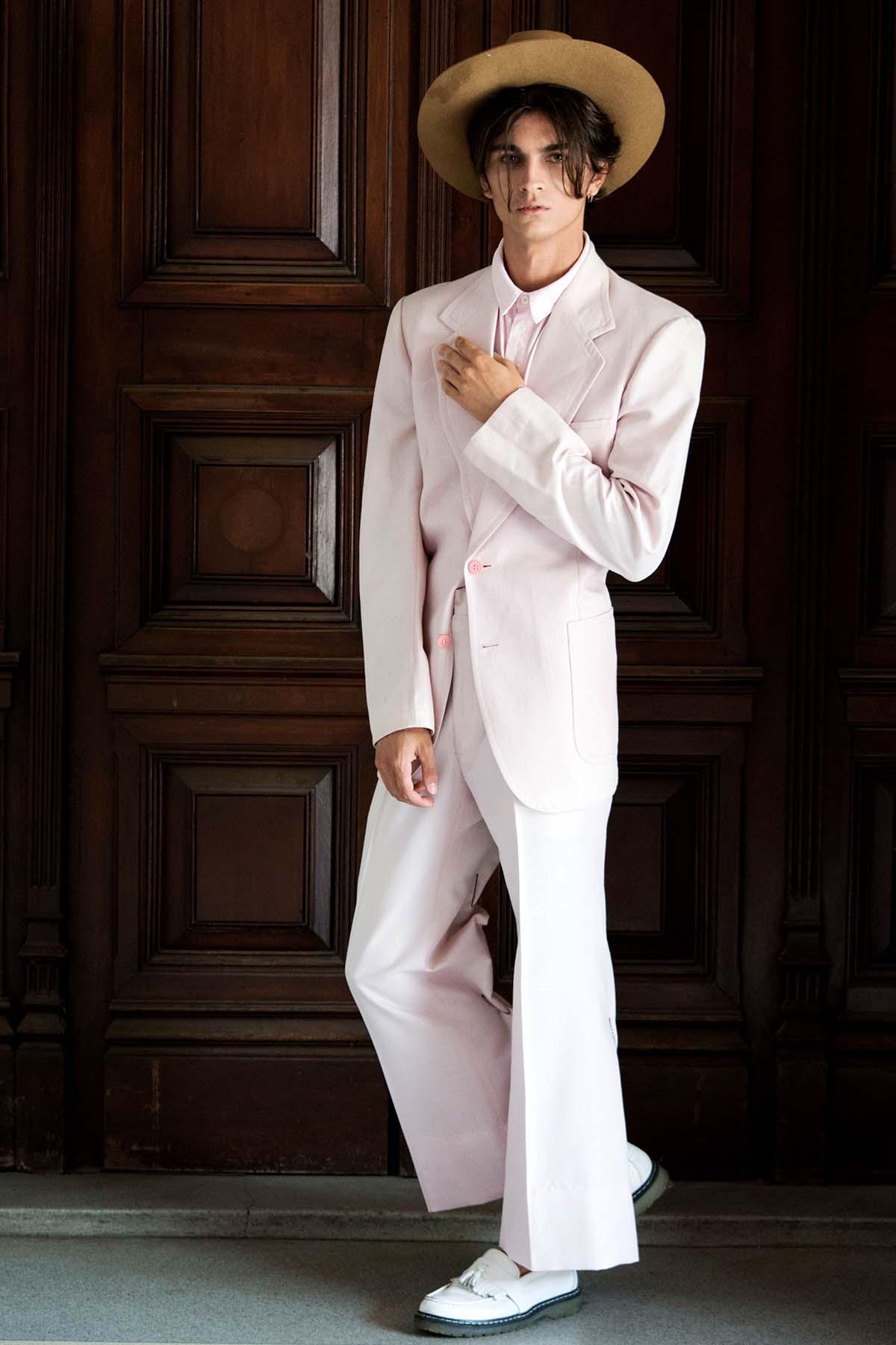 Naamã by De Macedo for Brazilian Male Model