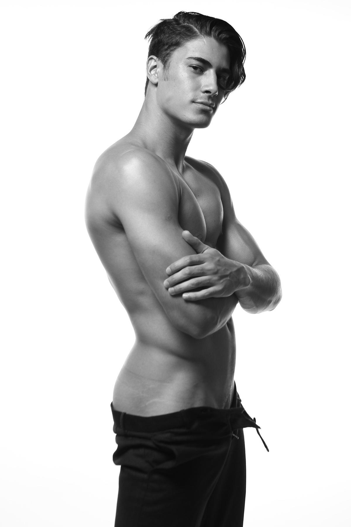 Renato Menezes by Sandy Lang for Brazilian Male Model