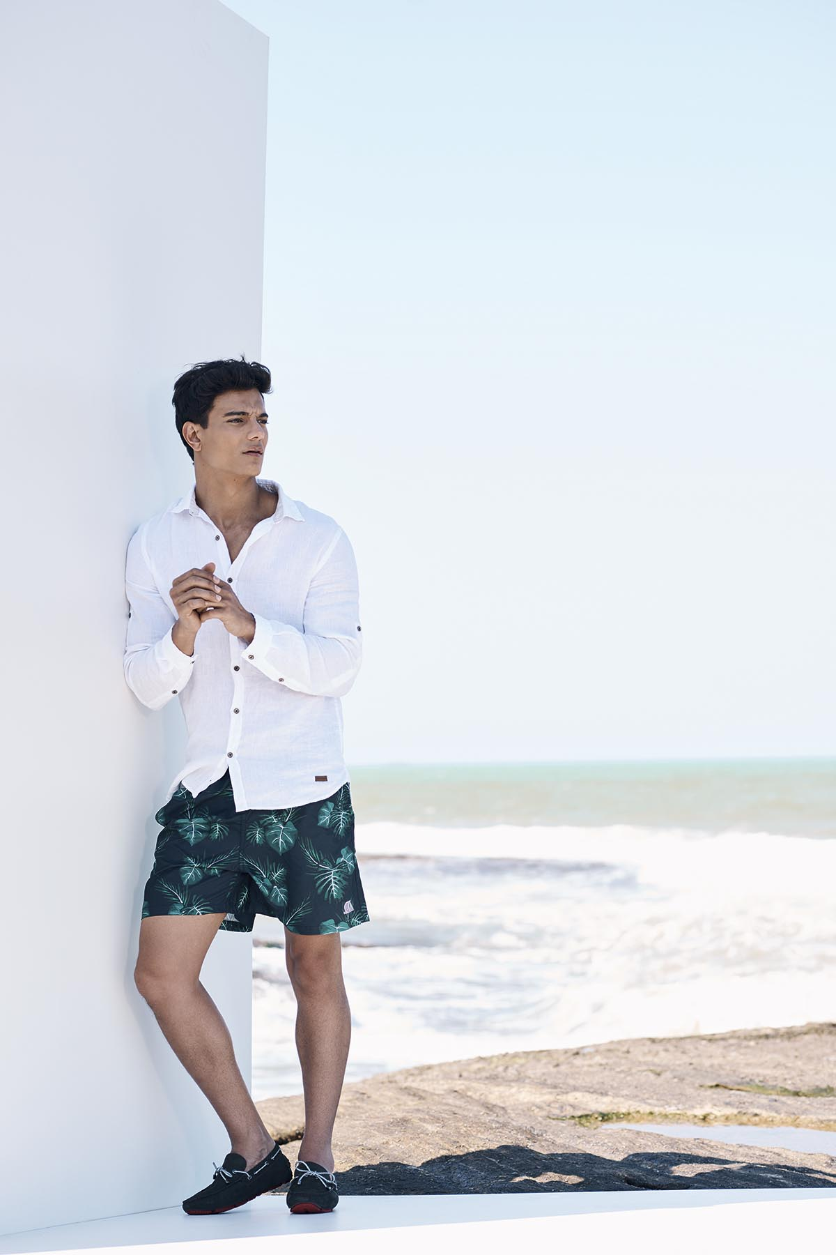 Sulevan Araujo by Chrystian Henrique for Catamaran with Brazilian Male Model