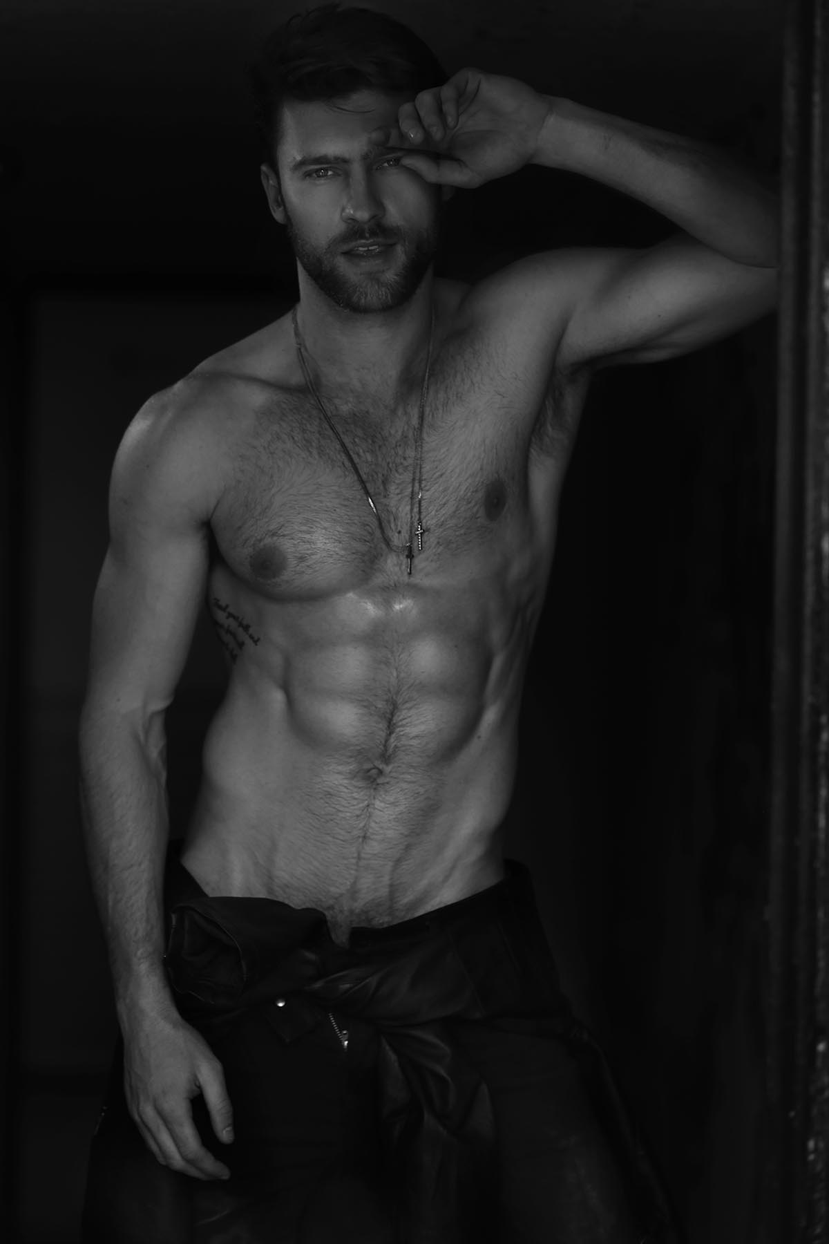 Vinicius Piccoli by Glauber Bassi for Brazilian Male Model