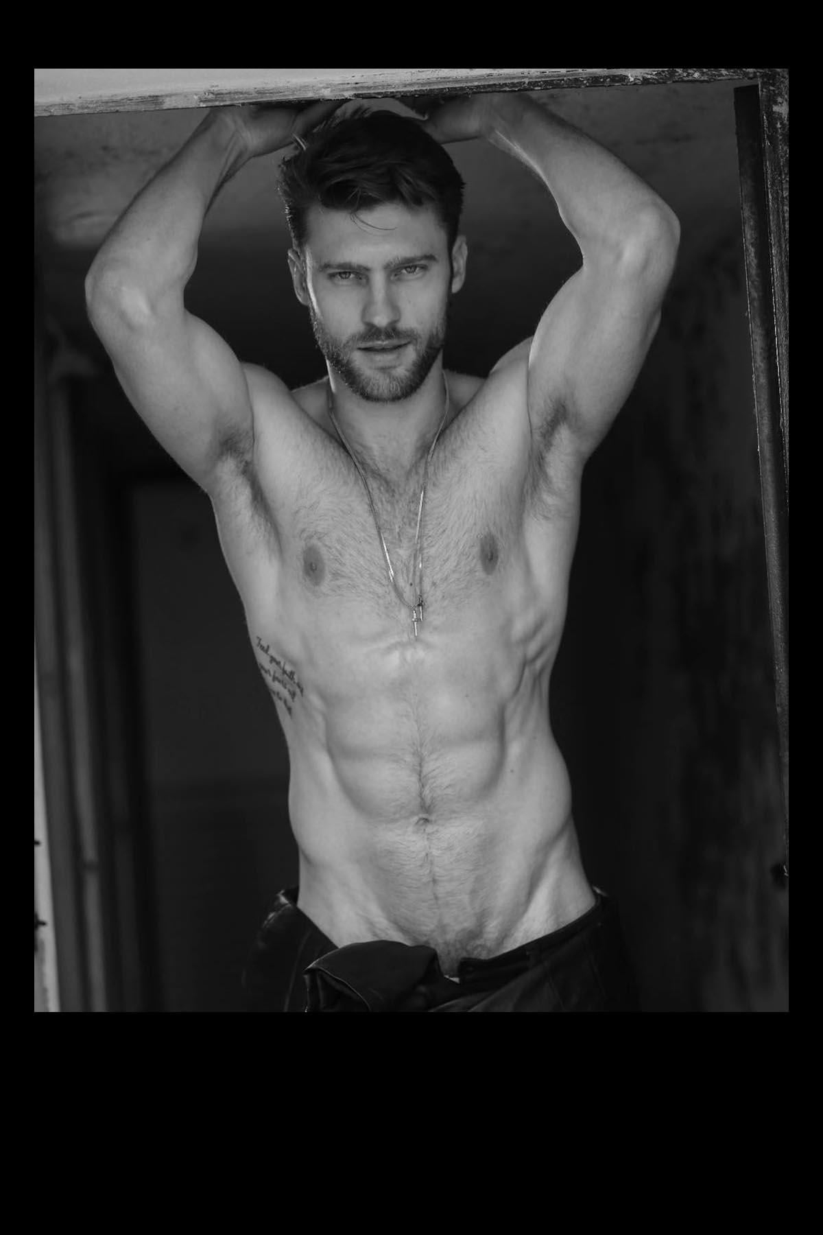 Vinicius Piccoli by Glauber Bassi for Brazilian Male Model
