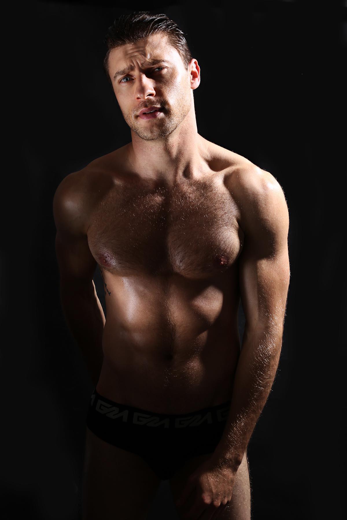 Vinicius Piccoli by Karim Konrad for Brazilian Male Model